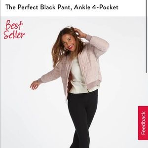 The Perfect Black Pant